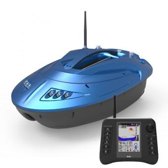 Прикормочный кораблик Waymarine (blue)