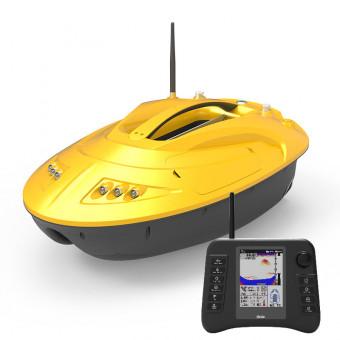 Прикормочный кораблик Кораблик Waymarine (yellow)