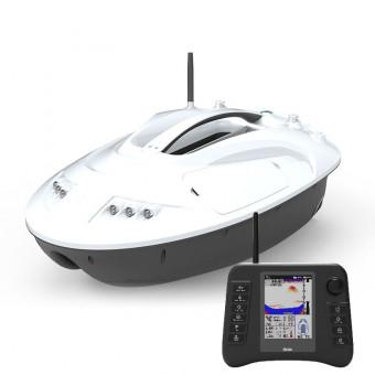 Прикормочный кораблик Waymarine (white)