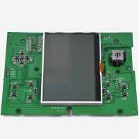Плата пульта дистанционного управления с дисплеем (версия 5,1)