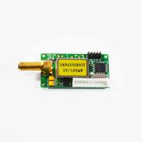 Беспроводной приёмник RF 433 MHz (версия 4.0 зелёный)