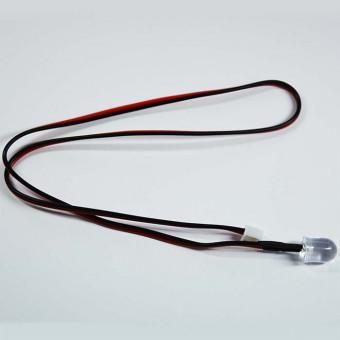 Передний светодиодный фонарь (белый свет)