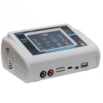 Универсальное зарядное устройство HTRC T150 AC 150W DC 150W 10A Touch Screen