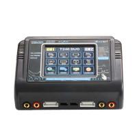 Универсальное зарядное устройство HTRC T240 DUO