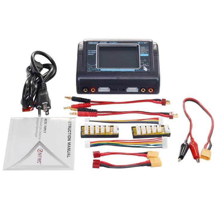 Зарядное устройство с комплектом проводов
